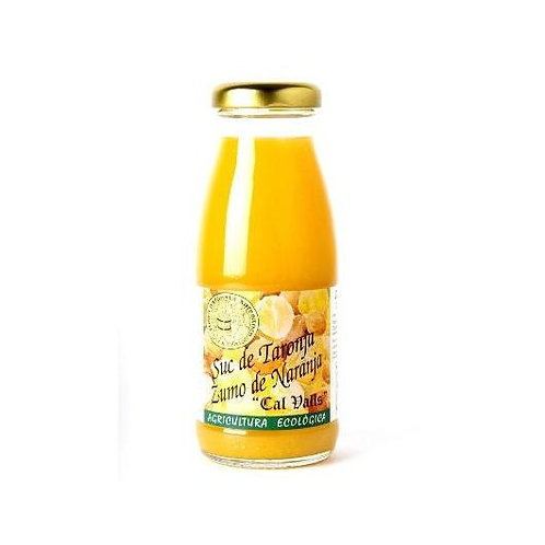 Zumo naranja ECO - Cal Valls - 200 ml