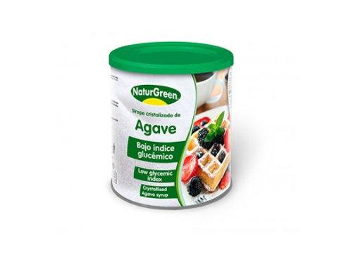 Sirope De Agave Cristalizado - Naturgreen - 500 G