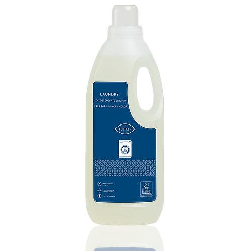 Envase vacío Laundry (detergente ropa) 1l Ecotech