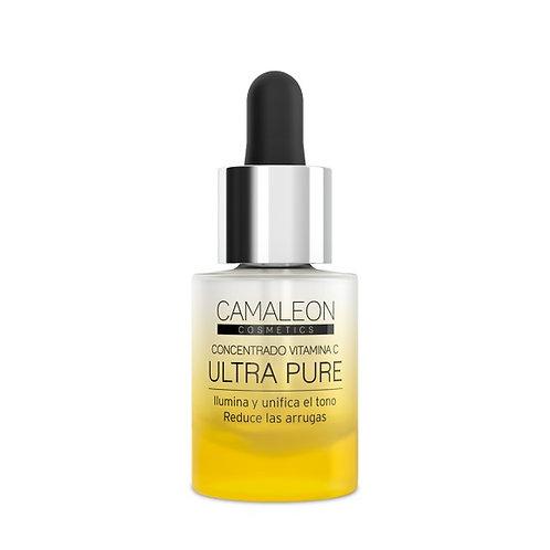 Concentrado vitamina C ultra pure Camaleon Cosmetics