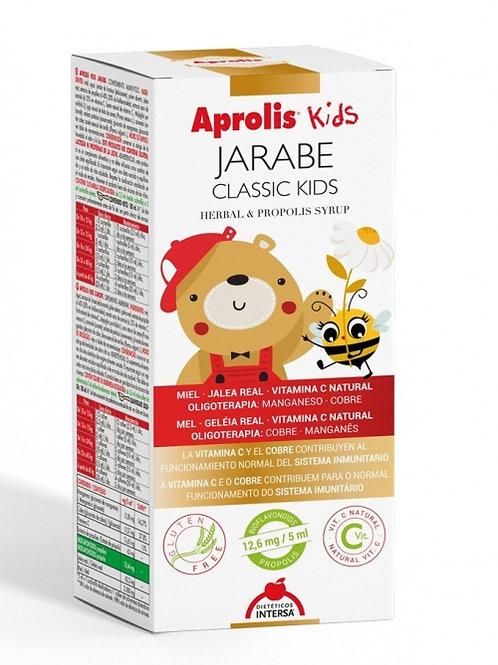 Jarabe aprolis kids classic Intersa