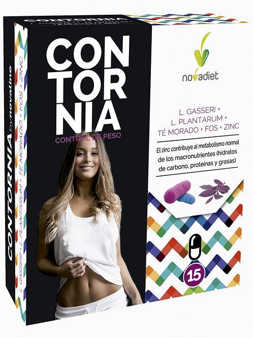 CONTORNIA (15 cápsulas) Novadiet