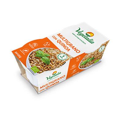 Vasitos Multigrano con Quinoa (2x125g) Vegetalia