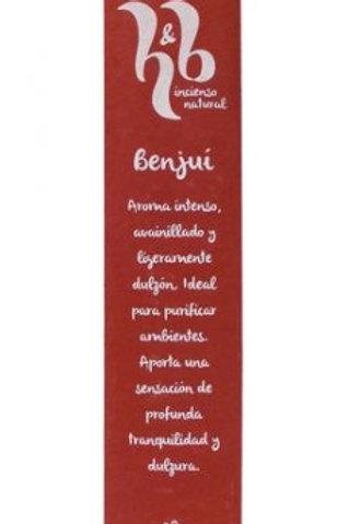 Incienso Benjui, 10 varillas