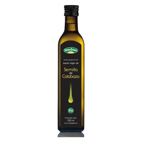 Aceite de Semillas de Calabaza Bio - NaturGreen - 500 ml
