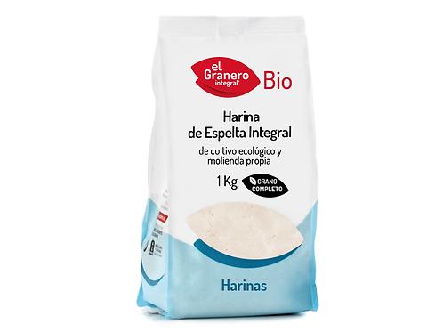 Harina de Espelta Integral 1kg El Granerto Integral