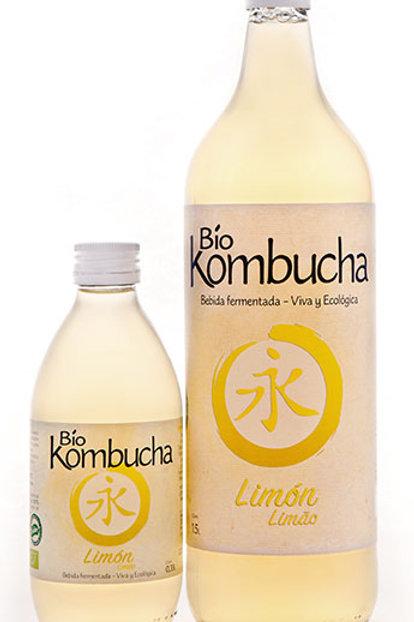 Bio Kombucha Limón 0.33l