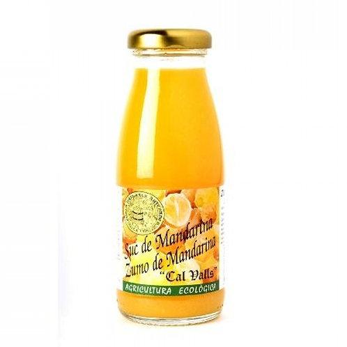 Zumo mandarina ECO - Cal Valls - 200 ml