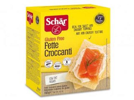 Fette croccanti - Schar - 150g