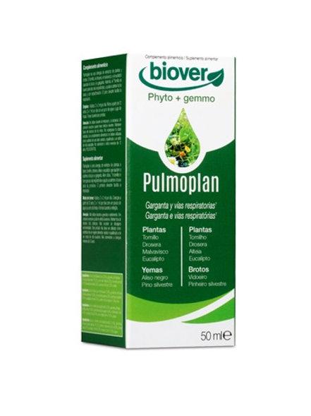 Pulmoplan - Biover - 50ml