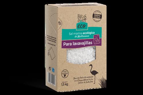 Sal marina ecológica para Lavavajillas 1.5kg