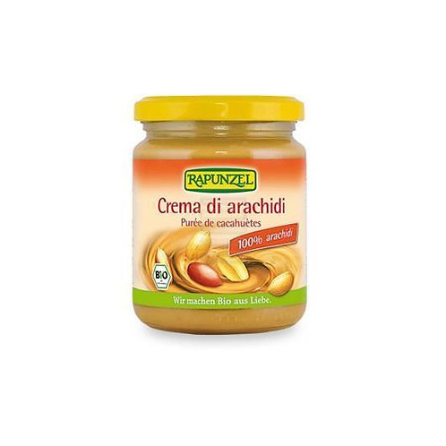 Crema de Cacahuete - Rapunzel - 250 g