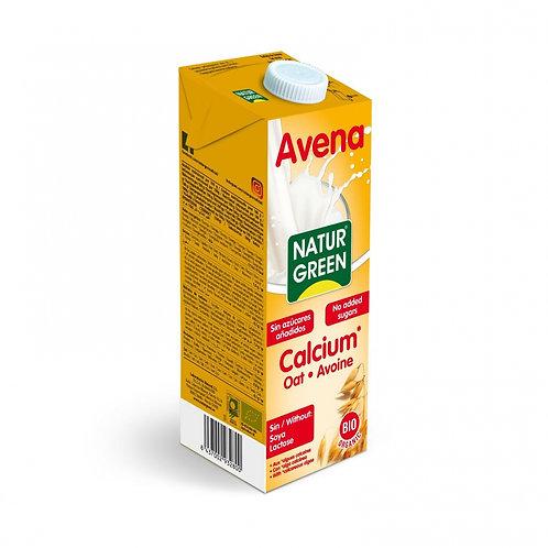 Bebida Avena Calcio 1l Naturgreen