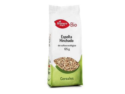 Trigo Espelta Hinchado Bio - El Granero Integral - 125 gr