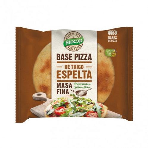 Base Pizza fina (3unds) Biocop