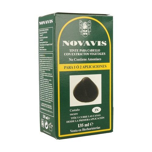 Tinte castaño oscuro 3N - Novavis