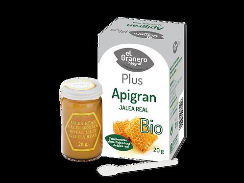 Jalea Real Apigran bio 20g El Granero Integral