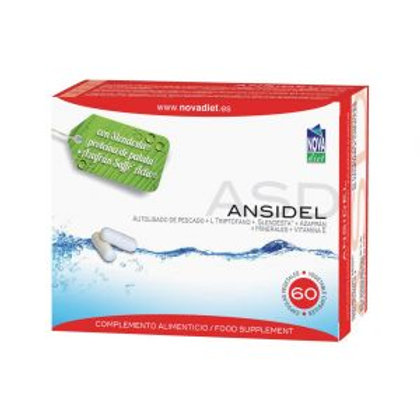Ansidel 60caps Novadiet