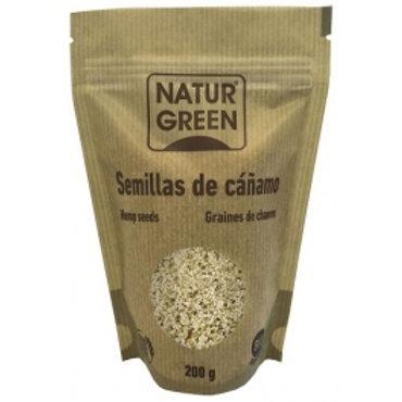 Semillas De Cáñamo Bio - Naturgreen - 200g