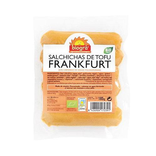 Frankfurts Tofu 185g Biográ
