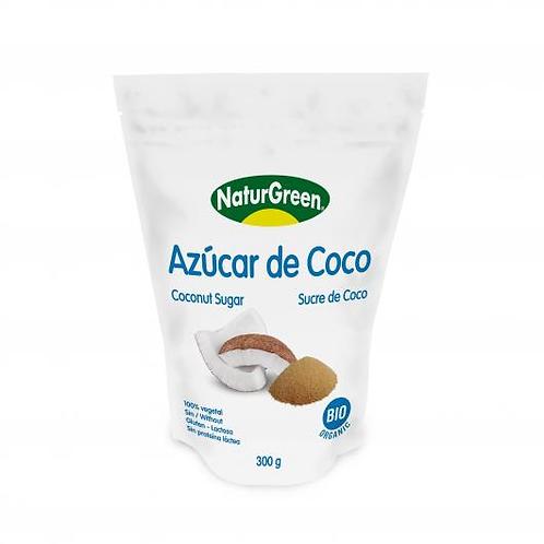 Azúcar de Coco 300g Naturgreen