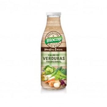 Caldo de verduras tradicional 1l Biocop