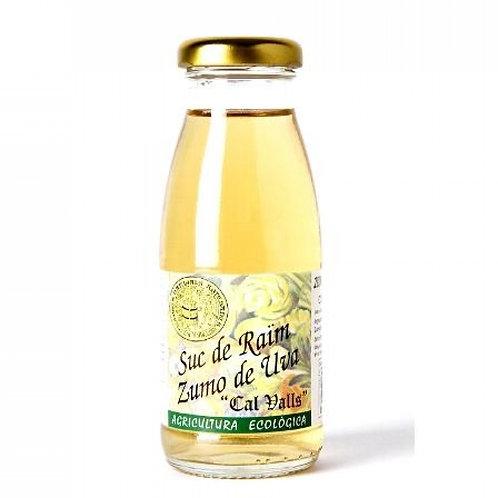 Zumo uva blanca ECO - Cal Valls - 200 ml