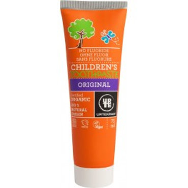Pasta de dientes para niños - Urtekram - 75 ml