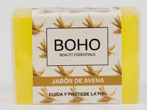 Jabón Glicerina Avena - BOHO - 100 gr