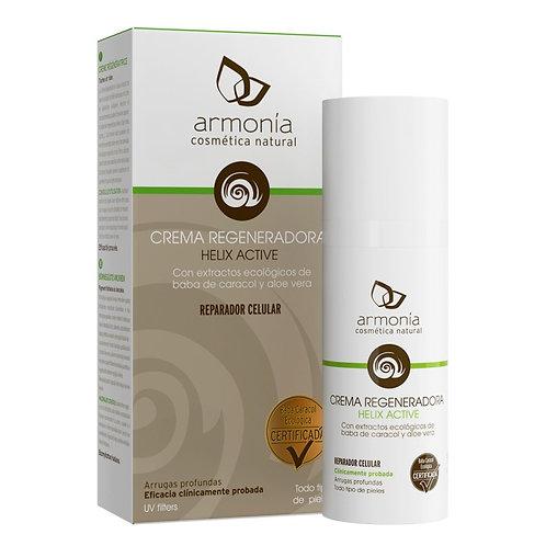 Crema Regeneradora Helix Active - Armonía - 50ml
