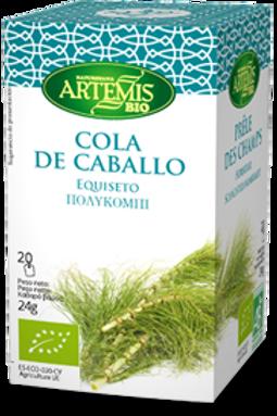 Cola de Caballo 20 Filtros Artemis