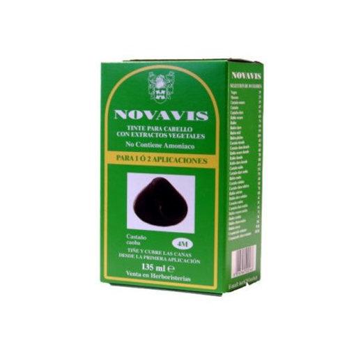 Tinte 5N Castaño Claro - Novavis