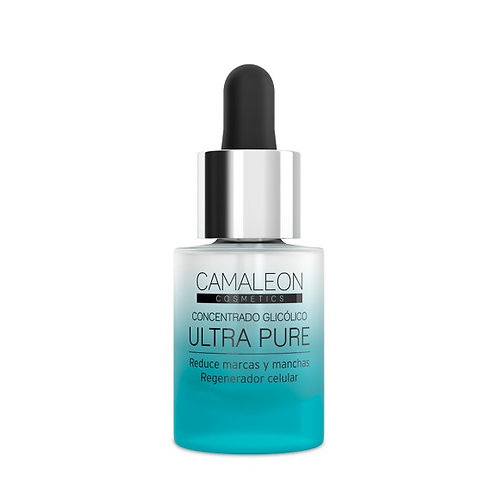 concentrado glicólico ultra pure camaleon cosmetics