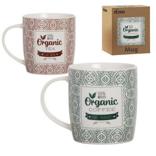 Taza cofee - organic
