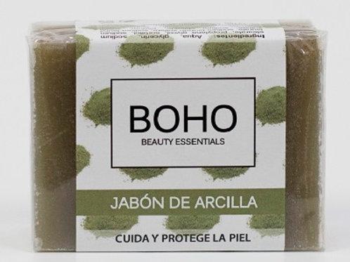 Jabón Glicerina Arcilla - BOHO - 100 gr