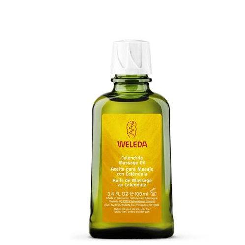 Aceite para masaje con caléndula - weleda - 100ml