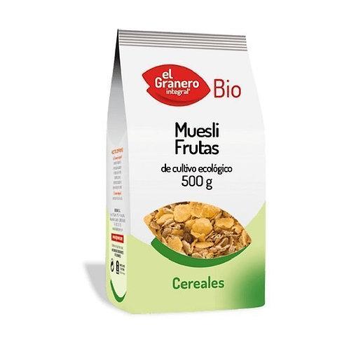 Muesli frutas - El Granero - 500g