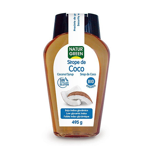 Sirope Coco 360ml Naturgreen