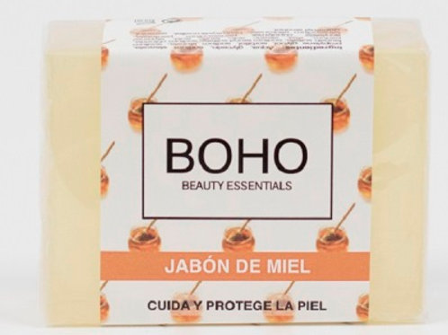 Jabón Glicerina Miel - BOHO - 100 gr