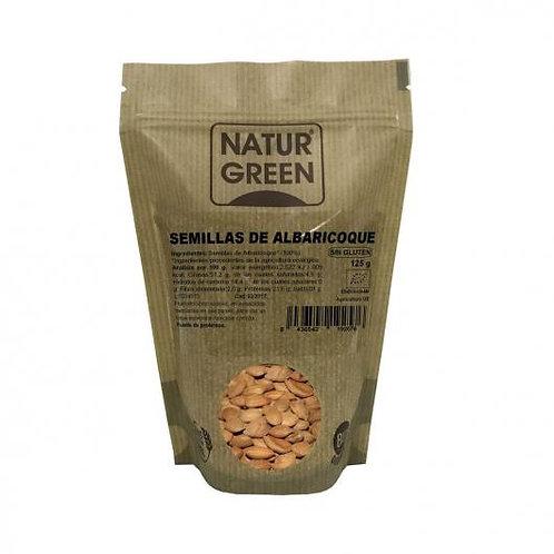 Semillas de albaricoque - naturgreen - 125g