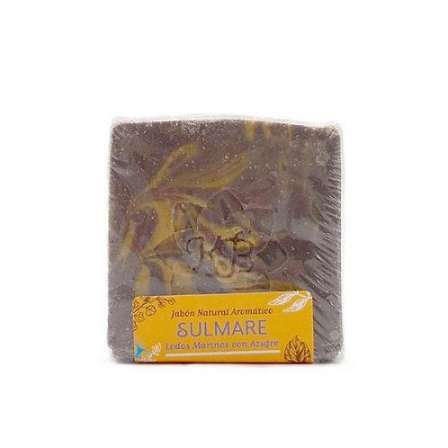 Pastilla jabón Sulmare lodos Marinos y Azufre 100g Madreselva
