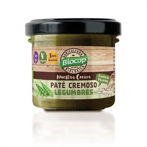 Paté cremoso legumbres - Biocop - 100 g