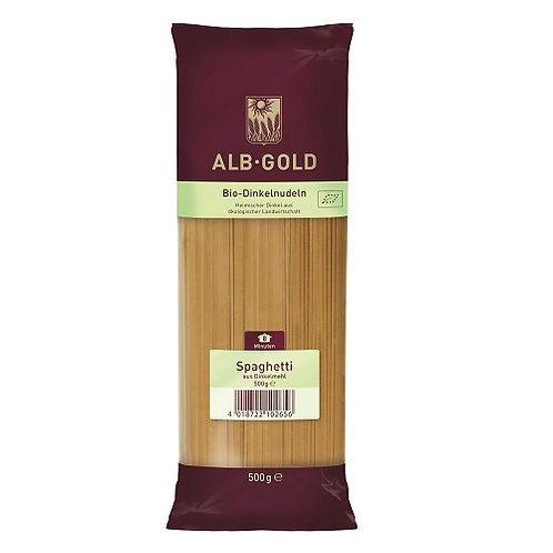 Espaguetti Espelta blanca 500g Alb-Gold
