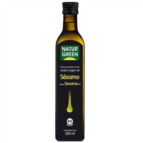 Aceite de sésamo, 500ml naturgreen
