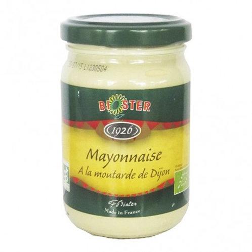 Mayonesa estilo francés - Bioster - 180 g