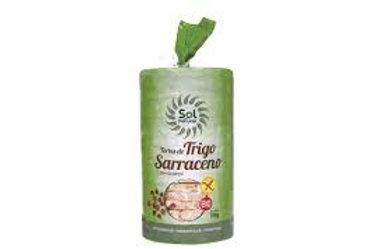 Tortitas de Trigo Sarraceno 100gr Sol Natural