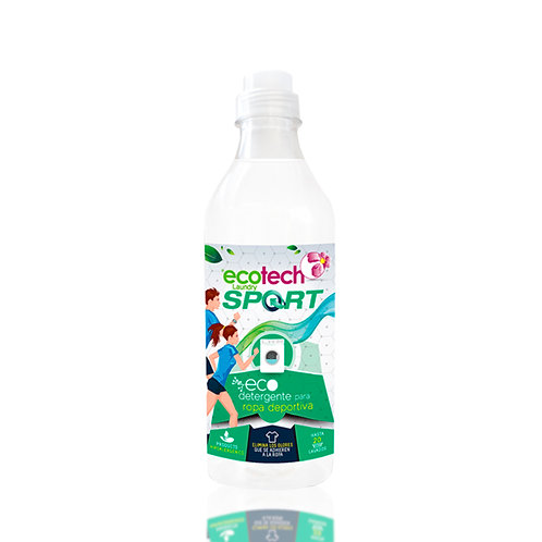 Laundry Sport (detergente ropa deportiva) 1l Ecotech