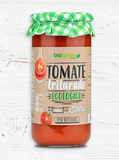 Tomate Triturado 720ml Biogreen