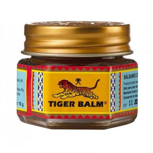 Bálsamo de tigre rojo efecto calor - Tiger Balm - 19 g