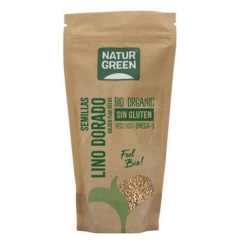Semilla Lino dorado 500g Naturgreen